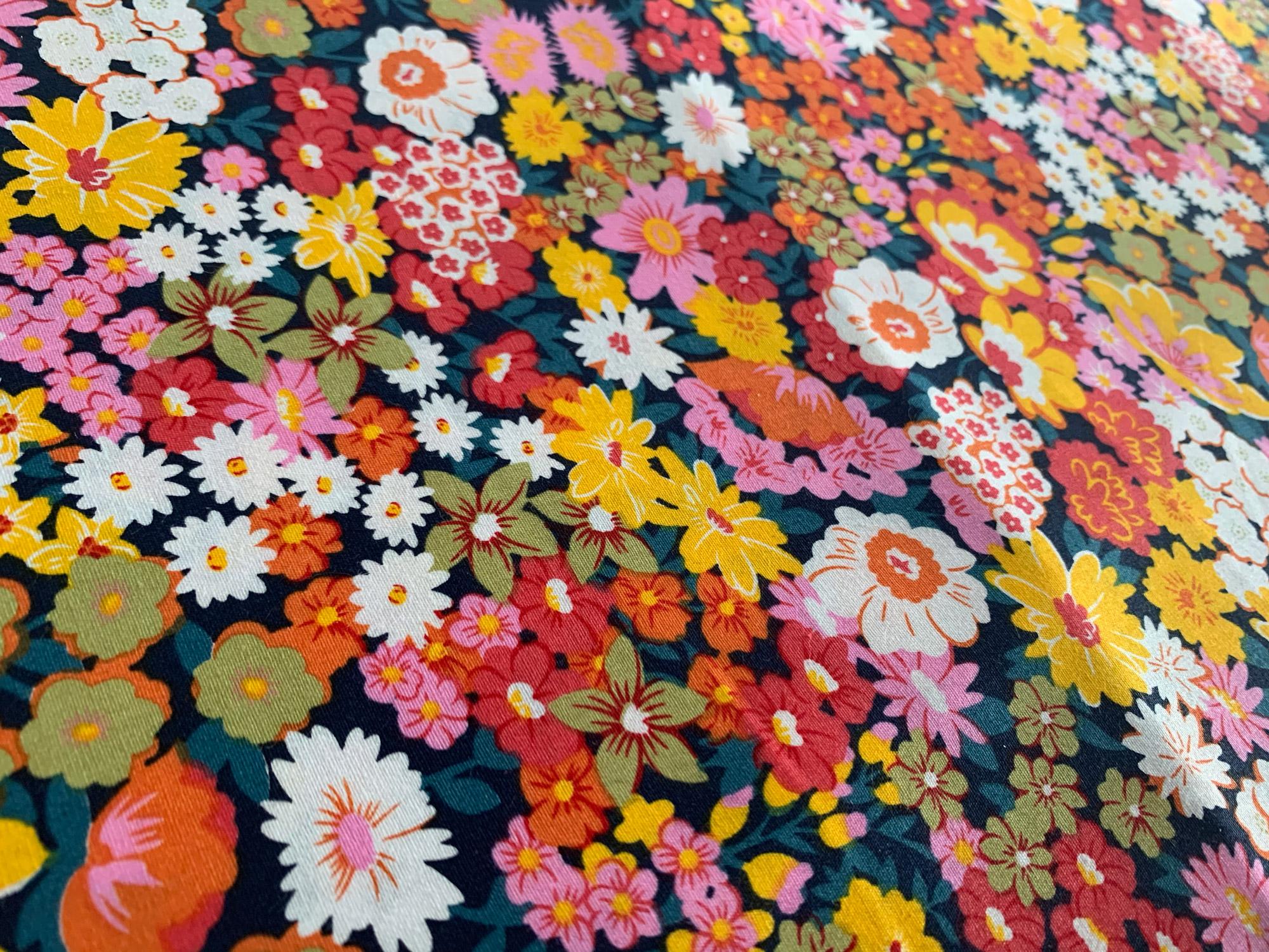 Multicolour Floral Vintage NEW