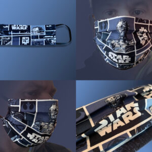 Star Wars Face Mask