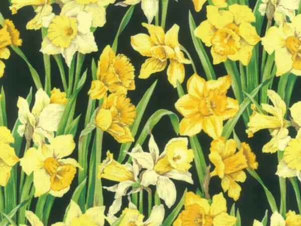 Daffodil Face Mask