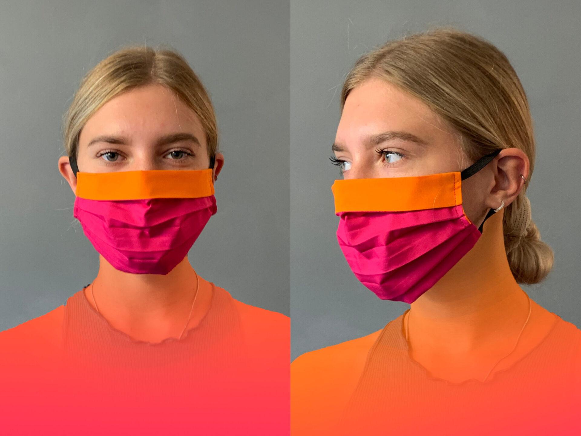 Lancashire Teaching Hospitals Charity Mask