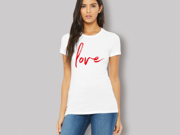 Bella Fave Fitted T-shirt