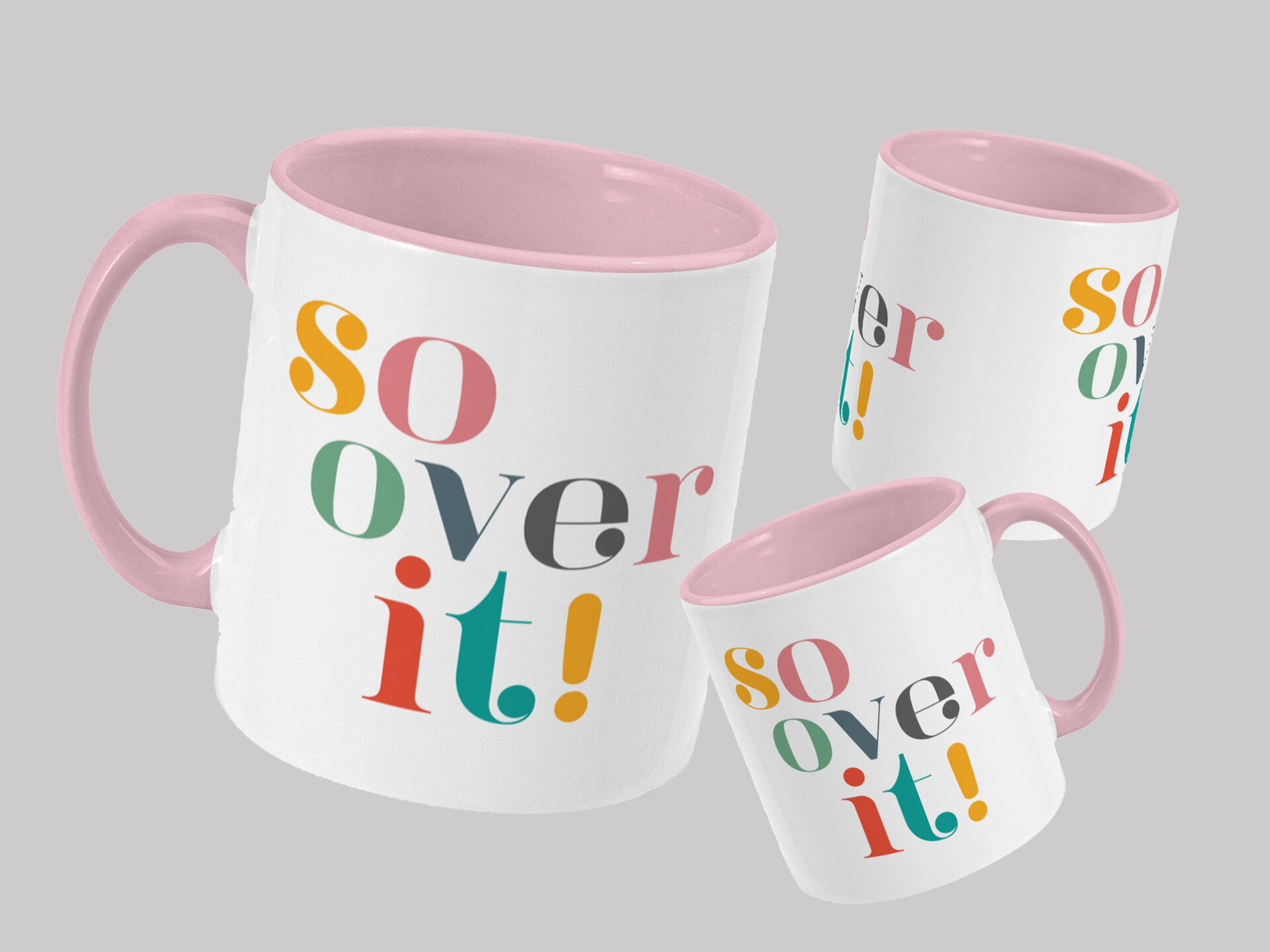 So Over It! Mug
