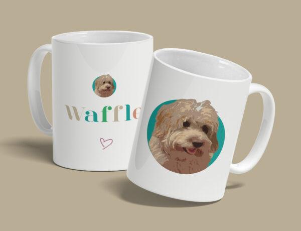 Personalised Dog Mug