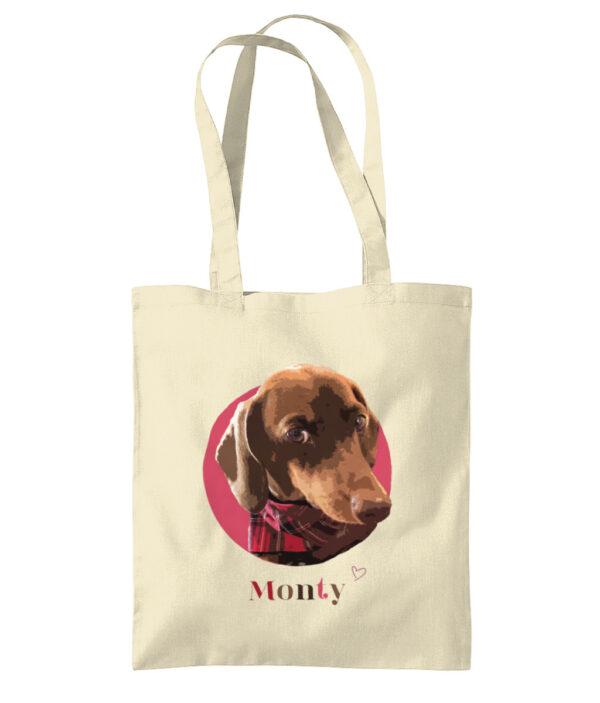 Personalised Pet Tote Bag