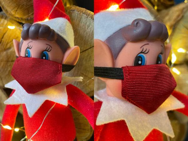 Elf Face Masks