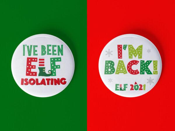 Elf Badges