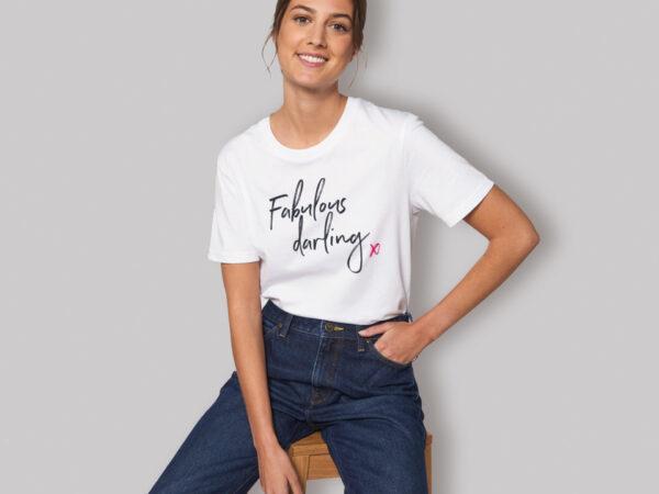 Fabulous Darling! Unisex T-shirt