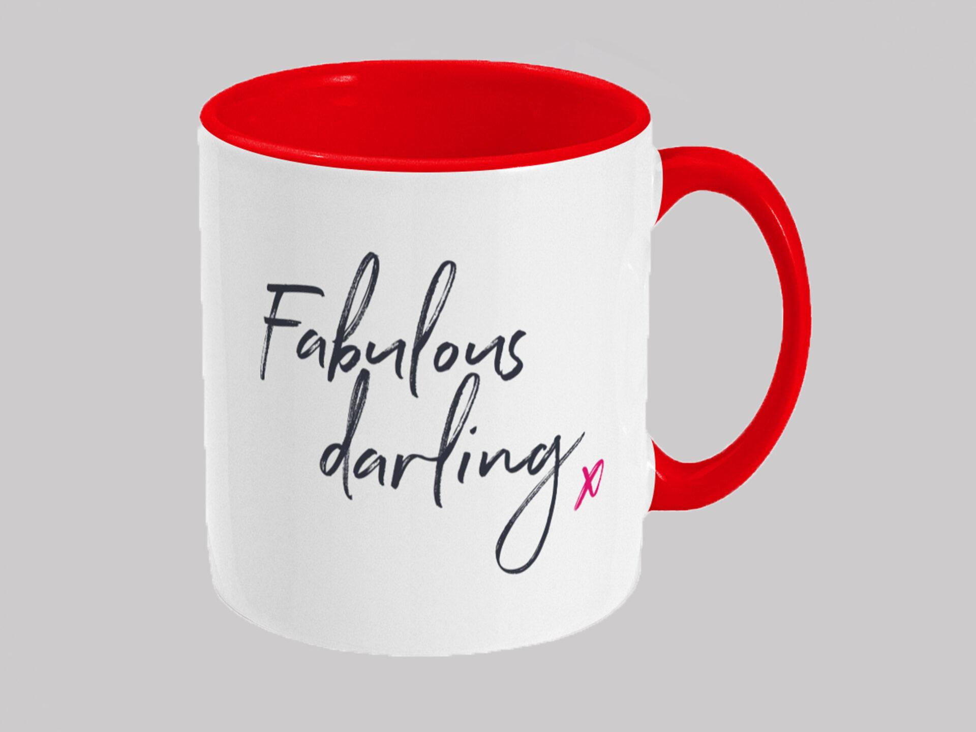Fabulous Darling Mug