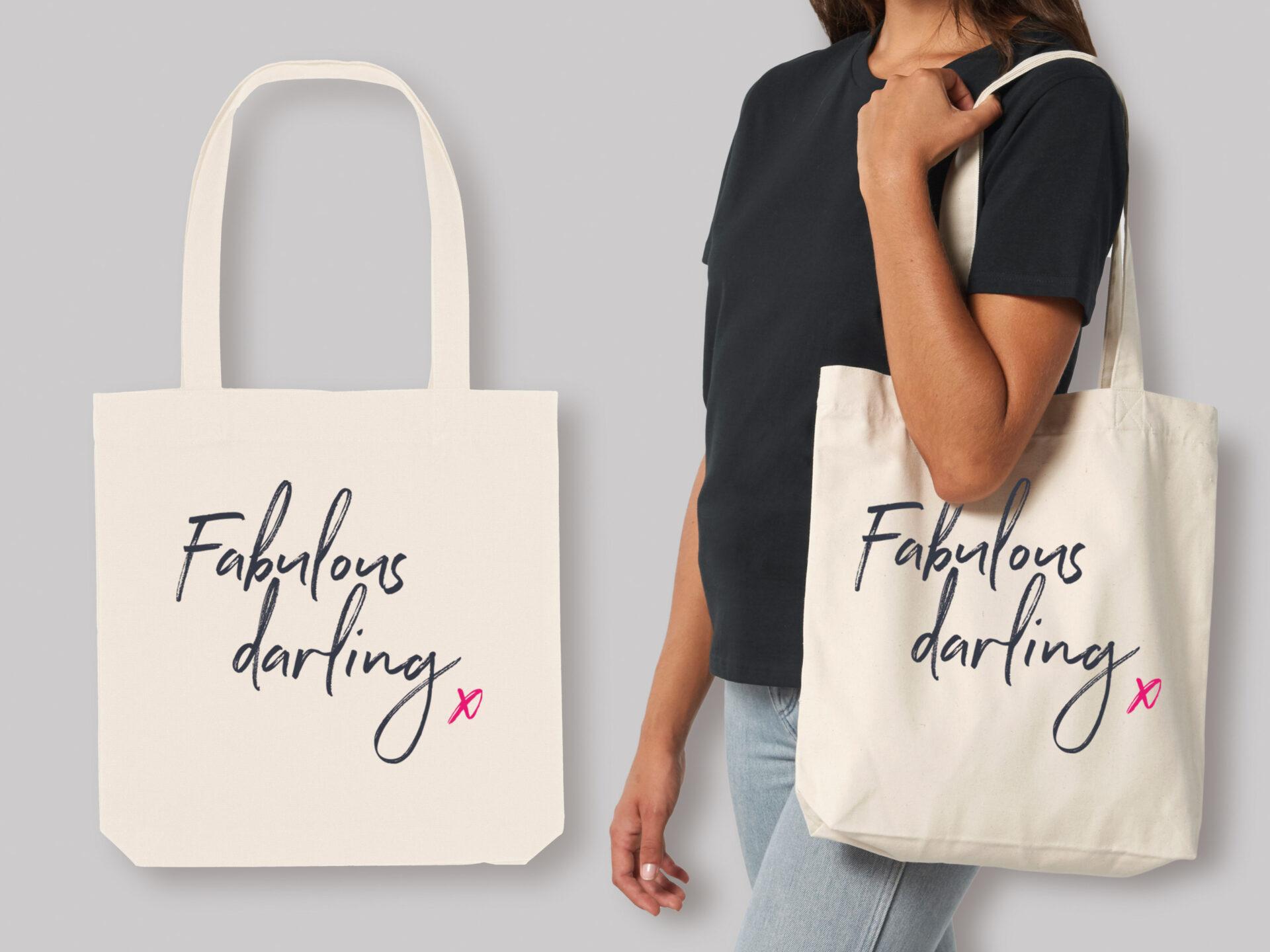 Fabulous Darling! Tote Bag